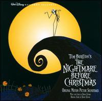 Tim Burton's The Nightmare Before Christmas [Original Motion Picture Soundtrack] - Danny Elfman