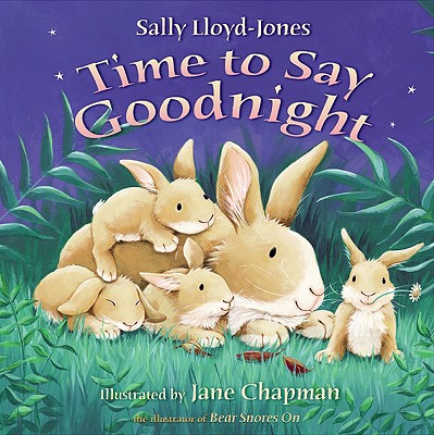 Time to Say Goodnight - Lloyd-Jones, Sally