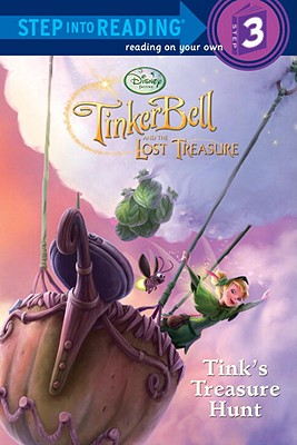 Tink's Treasure Hunt - Lagonegro, Melissa, and Shimabukuro, Denise (Illustrator), and Clark, Jeff (Illustrator)