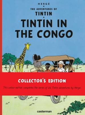 Tintin in the Congo - Herge