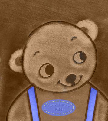 Tiny Bear Bible - Jones, Sally Lloyd