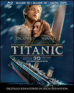 Titanic [3D] [Blu-ray]