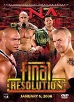 TNA Wrestling: Final Resolution 2008