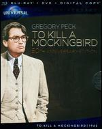 To Kill a Mockingbird [2 Discs] [Includes Digital Copy] [Blu-ray/DVD]