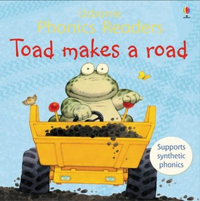 Toad Makes a Road - Cox, Phil Roxbee