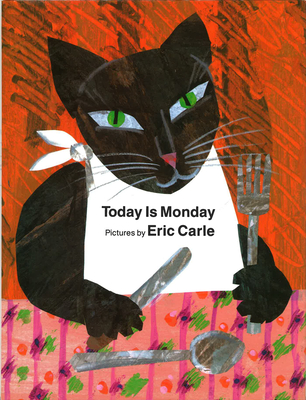 Today Is Monday - Carle, Eric