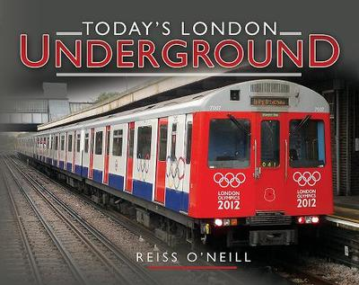 Today's London Underground - O'Neill, Reiss