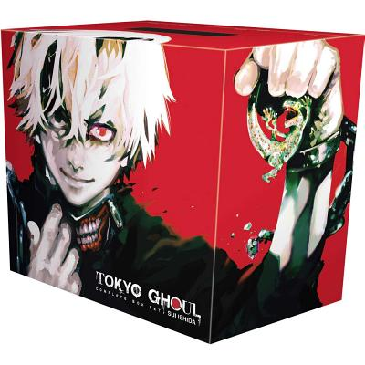 Tokyo Ghoul Complete Box Set: Includes Vols. 1-14 with Premium - Ishida, Sui