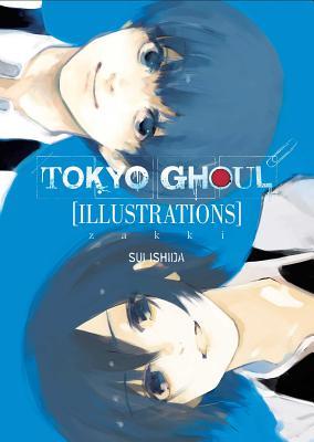 Tokyo Ghoul Illustrations: zakki -