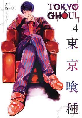 Tokyo Ghoul, Vol. 4, 4 - Ishida, Sui
