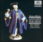 Tomaso Albinoni: Concerti per oboe