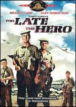 Too Late the Hero [WS]