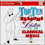 Top Ten Reasons to Listen to Classical Music