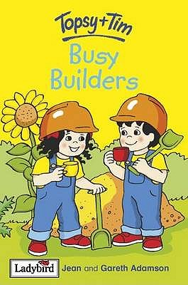 Topsy and Time Busy Builders - Adamson, Gareth, and Adamson, Jean
