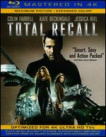 Total Recall [Includes Digital Copy] [Blu-ray] - Len Wiseman