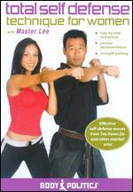 Total Self Defense Technique for Women With Master Lee