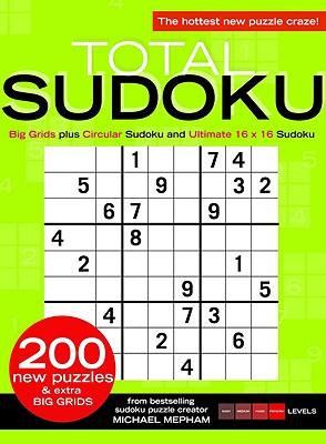 Total Sudoku - Mepham, Michael