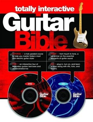Totally Interactive Guitar Bible - Hunter, Dave, and Cartwright, Deirdre