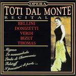 Toti Dal Monte- Recital