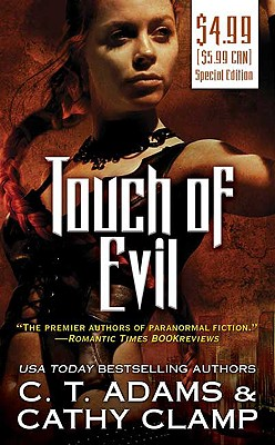 Touch of Evil - Adams, C T, and Clamp, Cathy