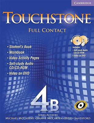 Touchstone 4b Full Contact - McCarthy, Michael, and McCarten, Jeanne, and Sandiford, Helen
