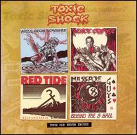 Toxic Shock 7's - Various Artists