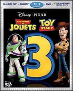 Toy Story 3 [French] [3D] [Blu-ray/DVD] [Includes Digital Copy]
