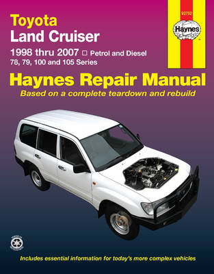 Toyota Landcruiser Service and Repair Manual: 2005 to 2007 -