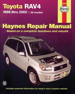 Toyota RAV4 (96-12) - Haynes Publishing