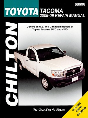 Toyota Tacoma 2005-09 Repair Manual - Hamilton, Joe L