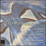 Trìo Montecino plays works by Prinz, Dionne, Miller, Montecino, etc.
