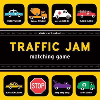 Traffic Jam Matching Game - Van Lieshout, Maria