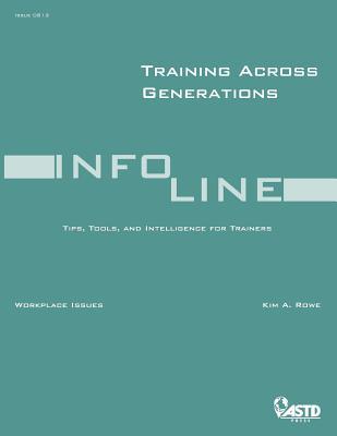 Training Across Generations - Rowe, Kim A.