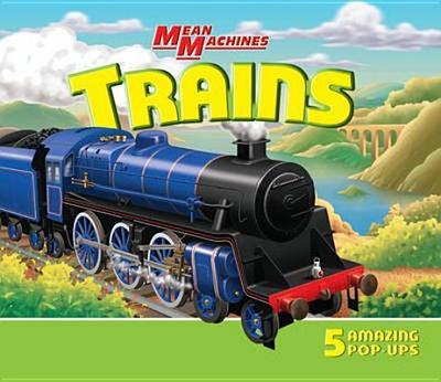 Trains - Green, Rod