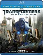 Transformers: Dark of the Moon [Limited Edition] [Includes Digital Copy] [3D/2D] [Blu-ray/DVD]