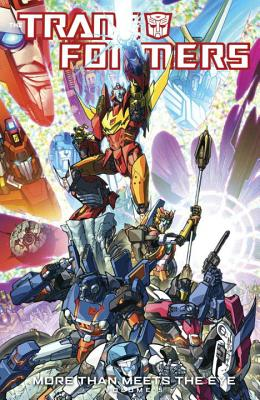 Transformers More Than Meets The Eye Volume 5 - Roberts, James
