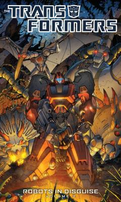 Transformers: Robots in Disguise, Volume 2 - Barber, John