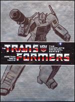 Transformers: The Complete Series [15 Discs]