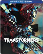 Transformers: The Last Knight [SteelBook] [Includes Digital Copy] [Blu-ray/DVD] [Only @ Best Buy]