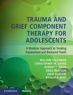 Trauma and Grief Component Therapy for Adolescents: A Modular Approach to Treating Traumatized and Bereaved Youth - Saltzman, William, and Layne, Christopher, and Pynoos, Robert