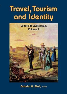 Travel, Tourism, and Identity - Ricci, Gabriel R (Editor)