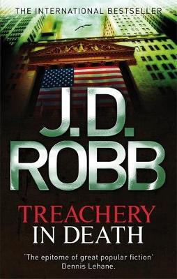 Treachery In Death - Robb, J. D.