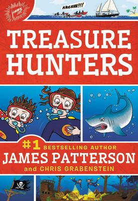 Treasure Hunters - Patterson, James