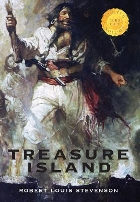 Treasure Island (Illustrated) (1000 Copy Limited Edition) - Stevenson, Robert Louis
