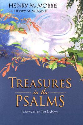 Treasures in the Psalms - Morris, Henry M