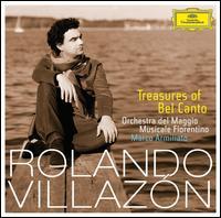 Treasures of Bel Canto - Cecilia Bartoli (mezzo-soprano); Rolando Villazón (tenor); Marco Armiliato (conductor)