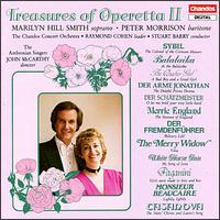 Treasures Of The Opera II - Marilyn Hill Smith (soprano); Peter Morrison (baritone); Ambrosian Singers (choir, chorus); Chandos Concert Orchestra; Stuart Barry (conductor)