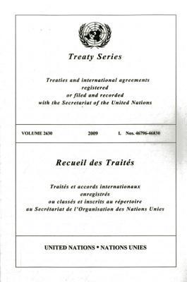 Treaty Series 2630 - United Nations