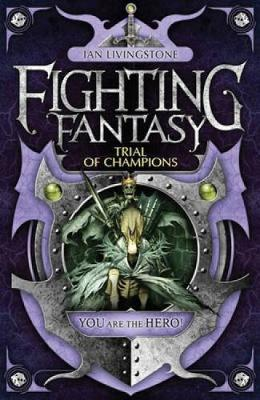 Trial of Champions - Livingstone, Ian