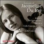 Tribute to Jacqueline du Pré